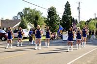 Raider Regiment at Labor Day Parade